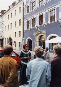 Stadtführung Tuchmacherhandwerk