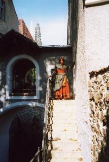 Durch die alten Stadtmauern