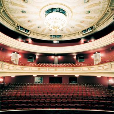 Innenansicht Theater Görlitz