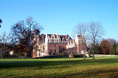 Schloss im Fürst-Pückler-Park