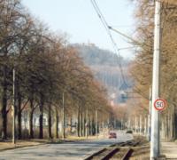 Promenadenstraße / Landeskrone