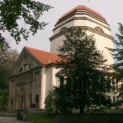 Außenansicht Synagoge