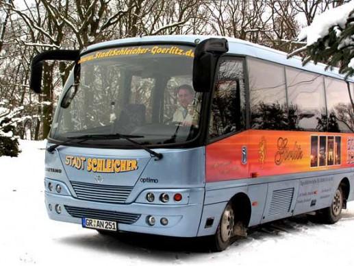 Stadtschleicher - Reisebus