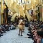 Sonderbares Schauspiel in historischen Gassen...Straßentheaterfestival ViaThea!