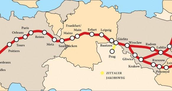 Via Regia in Europa