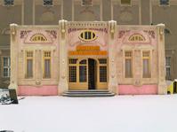 The Grand Budapest Hotel Dreharbeiten