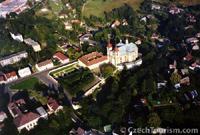 Haindorf Luftaufnahme