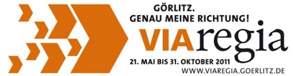 offizielles Logo der Landesaustellung viaregia