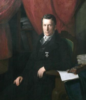 Görlitzer Oberbürgermeister Gottlob Ludwig Demiani (1786 – 1846)