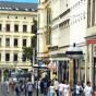 Außenansicht des Hotel Europas