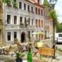 """Außenansicht Hotel und Gasthof """"Dreibeiniger Hund"""""""