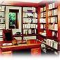 Bibliothek des Hotel Meridian