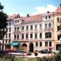 Außenansicht der Ferienwohnung am Wilhelmsplatz