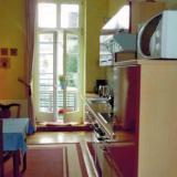 Küche - Ferienwohnung am Wilhelmsplatz