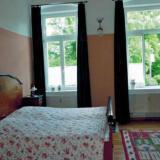Schlafzimmer - Ferienwohnung am Wilhelmsplatz