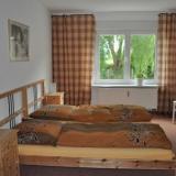"""Schlafzimmer - Ferienwohnung Berzdorfer See II - """"Oberlausitz"""""""