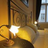 Schlafzimmer - Ferienwohnung Haus Gründerzeit - 12
