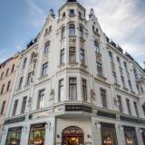 Außenansicht - Hotel Am Goldenen Strauss