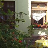Sitzecke - Ferienwohnung Kränzelknick II