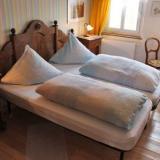 Schlafzimmer - Alte Seilerei - Ferienwohnung Panoramablick