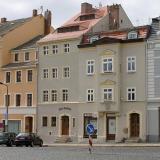 Aussenansicht - Alte Seilerei - Ferienwohnung Theaterblick