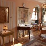 Wohnzimmer - Alte Seilerei - Ferienwohnung Kaisertrutz 2