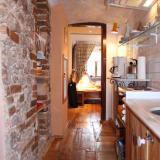 Flur und Küche - Alte Seilerei - Ferienwohnung Kaisertrutz 2