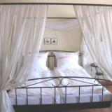 Doppelbett - Ferienwohnung im Barockhaus - 3. Stock