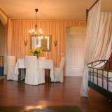 Wohnbereich - Ferienwohnung im Barockhaus - 3. Stock