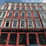 Außenansicht Tag - Hotel Bon Apart