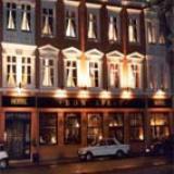 Aussenansicht Nacht - Hotel Bon Apart
