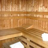 Sauna - Hotel Meridian