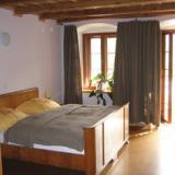 Schlafzimmer - Ferienwohnung Die Gute Stube