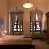 Schlafzimmer - Ferienwohnung im Hallenhaus klein