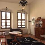 Wohnzimmer - Ferienwohnung im Hallenhaus klein