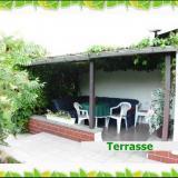 Terrasse - Ferienwohnung Heil
