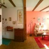 Wohnzimmer - Ferienwohnung Marie