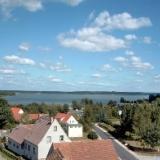 Blick auf den Stausee Quitzdorf - Landhotel Zum Heideberg in Quitzdorf am See