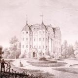 Alte Ansichten  - Schlosshotel Althörnitz