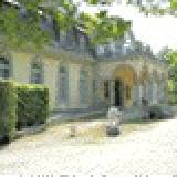 Schlossansicht - Ferienwohnung im Schloss Kollm