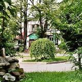 Garten am Hotel - Hotel Altes Schützenhaus