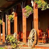 Ferienwohnung aussen - Reinert Ranch
