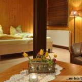 Ferienwohnung Schlafzimmer - Reinert Ranch