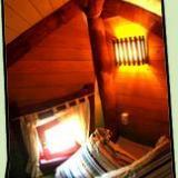 Schlafbereich - Kulturinsel Einsiedel - Baumhaushotel: Gundioks Schäferstübchen