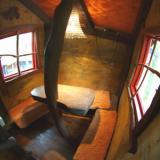 Wohnraum - Kulturinsel Einsiedel - Baumhaushotel: Bodelmutzens Geisterhaus