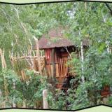 Kulturinsel Einsiedel - Baumhaushotel: Modelpfutzens Wipfelgipfel
