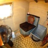 Bad - Kulturinsel Einsiedel - Baumhaushotel: Bergamos Gäste-Nest