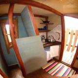 Küche - Kulturinsel Einsiedel - Baumhaushotel: Thor-Alfons Astpalast