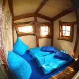 Schlafen - Kulturinsel Einsiedel - Baumhaushotel: Thor-Alfons Astpalast
