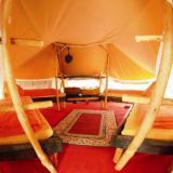 Vier-Mann-Schlafbereich - Kulturinsel Einsiedel: Waldsiedlum